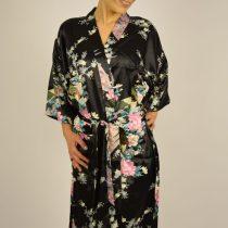 silke-kimono-voksen-sort-med-blomster7